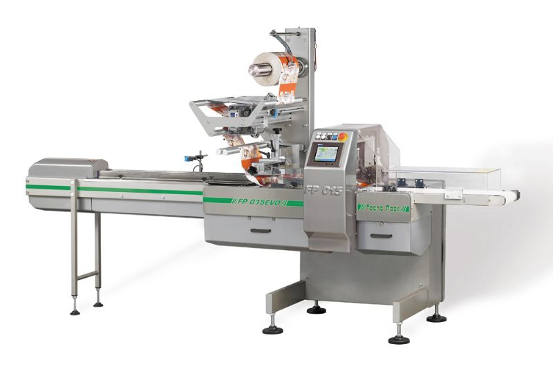 Horizontal wrapper FP 015 S