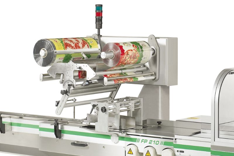 Multi Axis Horizontal Wrapper FP 025