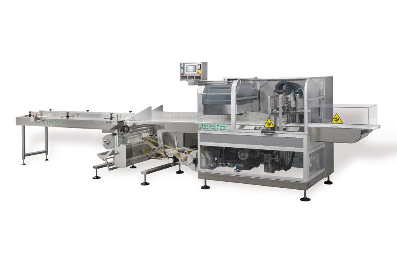 Envasadora Horizontal Multi Axes FP 025  BB