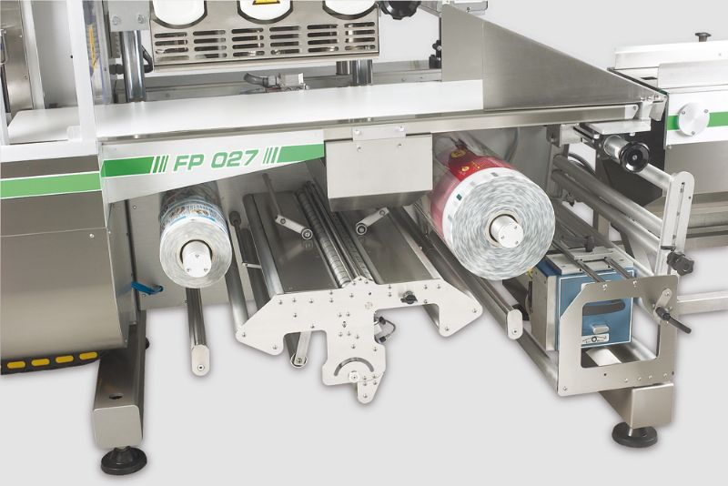 Multi Axis Horizontal Wrapper FP 027