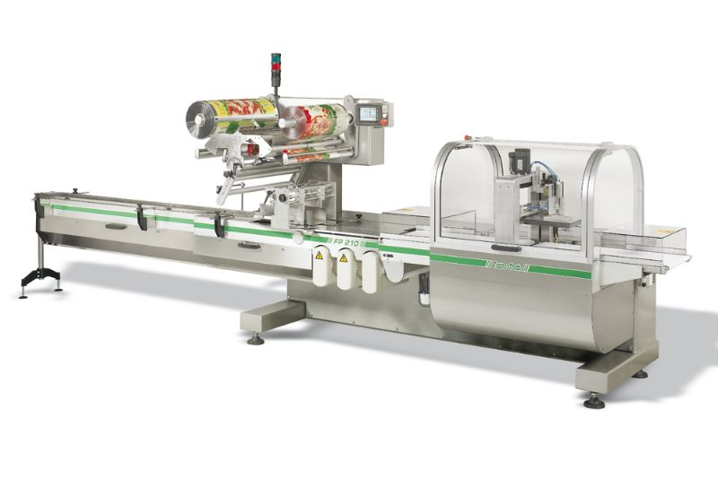 Multi Axis Horizontal Wrapper FP 210