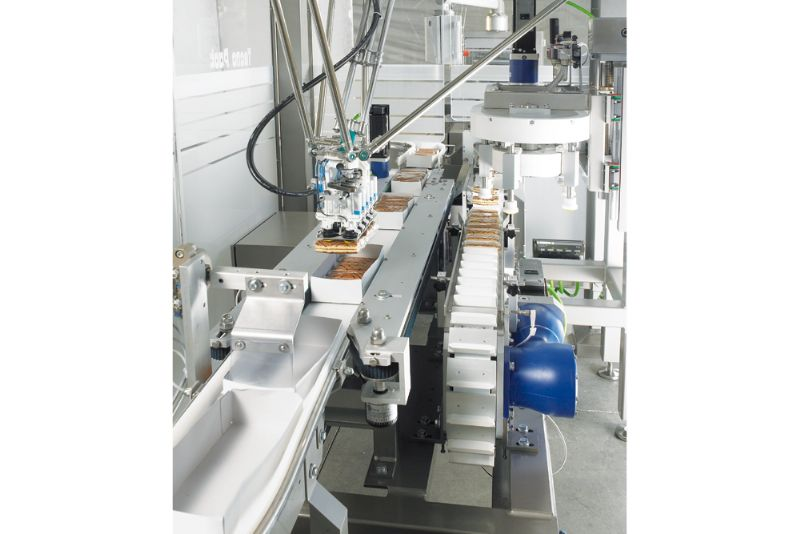 Packaging and Filling Unit