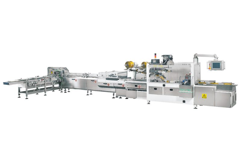 Wafer Packaging Line
