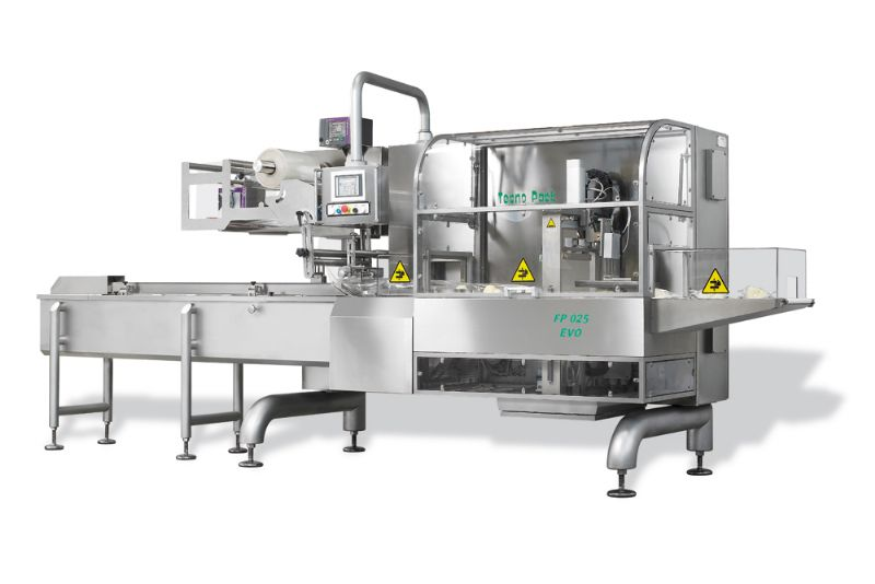 Multi axis Horizontal Wrapper FP 025  Cheese