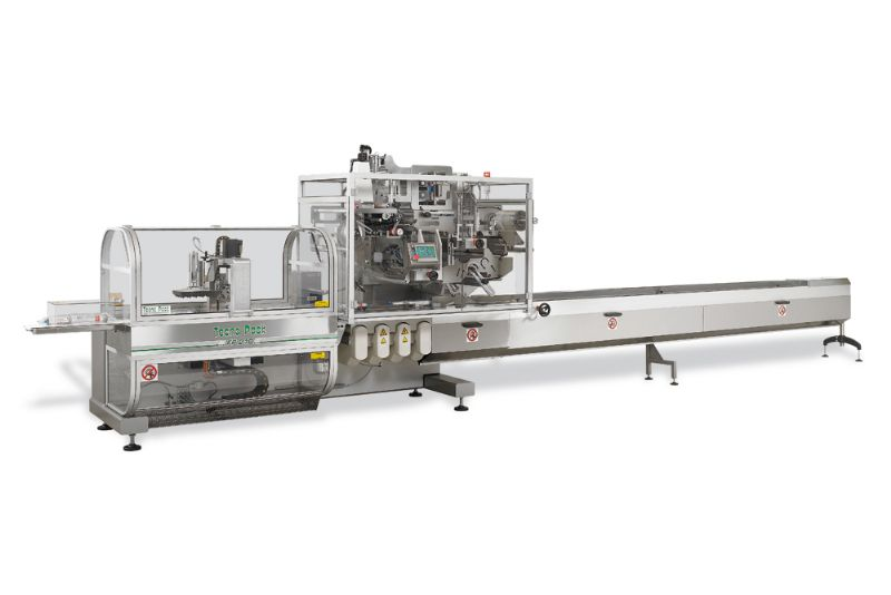 Multi Axis Horizontal Wrapper FP 210 Biomedical