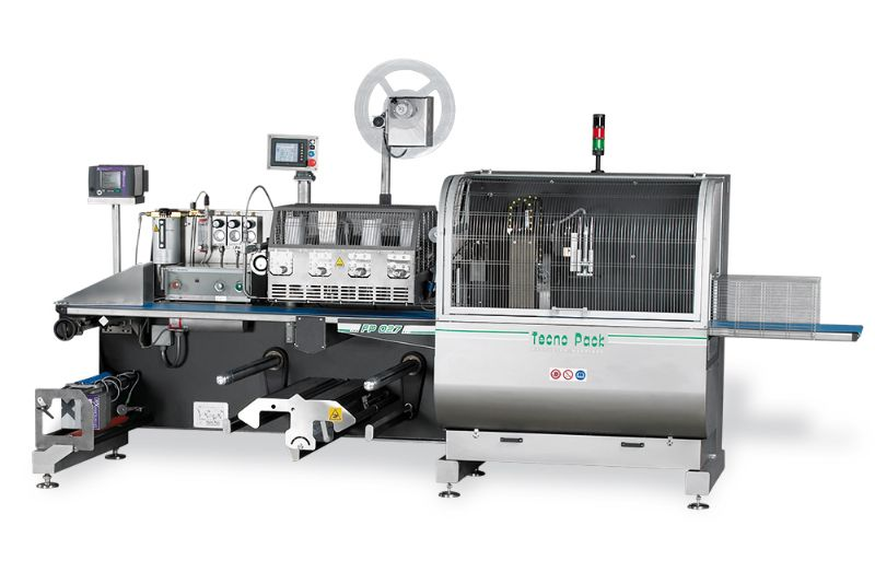 Wrapping Machine FP 027 for Cheese