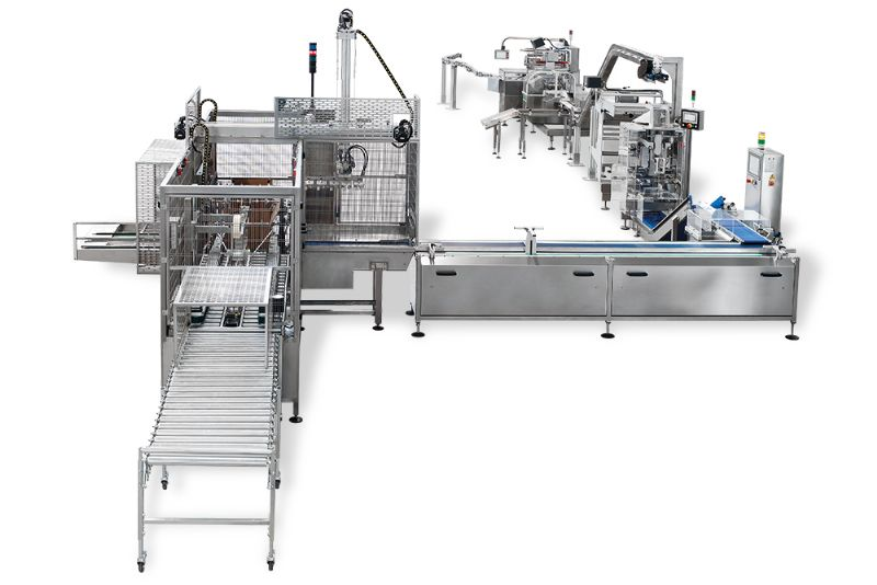 Coffee Packaging Line
