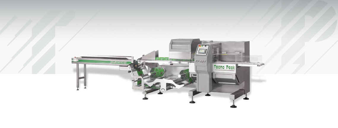 Horizontal wrapper FP 021