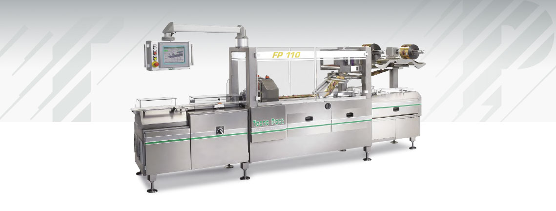 High Speed Electronic Horizontal Packaging Machine FP 110